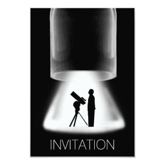 Boys Night Out Party Vip Invitation