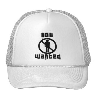 Boys not Wanted Hat