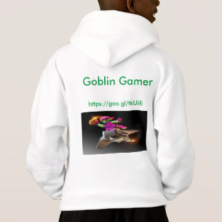 Boys official Goblin Gamer sweater