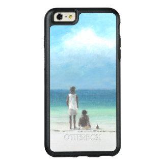 Boys on Beach Kenya OtterBox iPhone 6/6s Plus Case