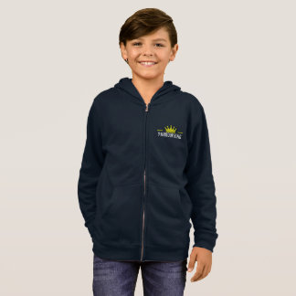 Boys Parkour hoodie