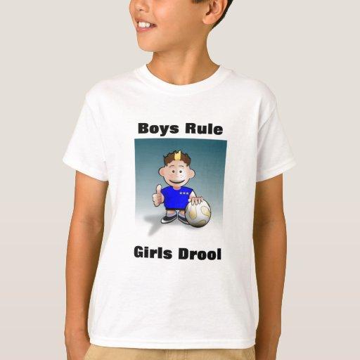 Girls rule girls drool