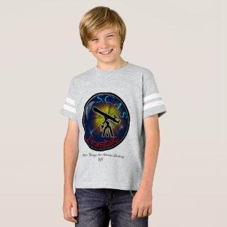 Boys SCAS Football Jersey T-Shirt