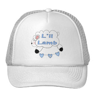 Boys Sheep 4th Birthday Gifts Mesh Hats