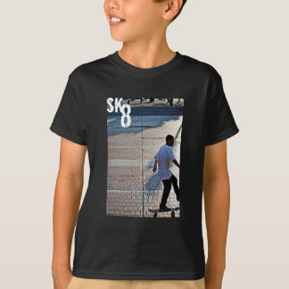 Boys Skateboarding t-shirt