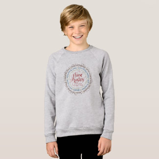 Boy's Sweatshirt - Jane Austen Period Dramas
