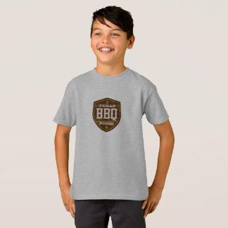 Boys t-shirt - Texas BBQ Posse Logo