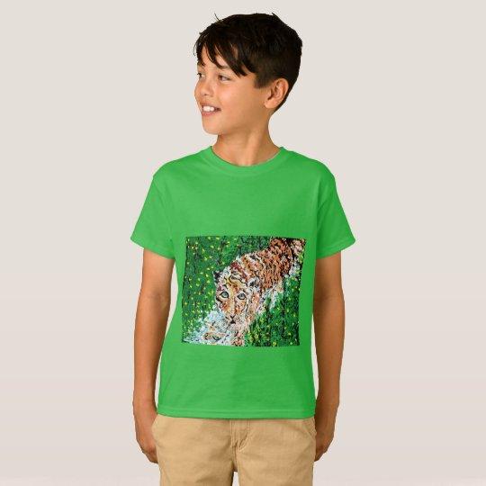 Boys T-Shirt Tiger