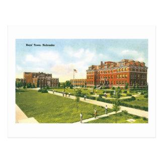Boys Town, Nebraska Postcard