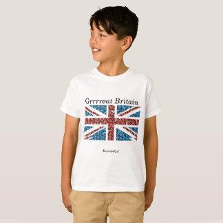 Boy's Union Jack T-shirt
