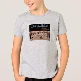 Boys Vintage Mid-Century Modern T-Shirt
