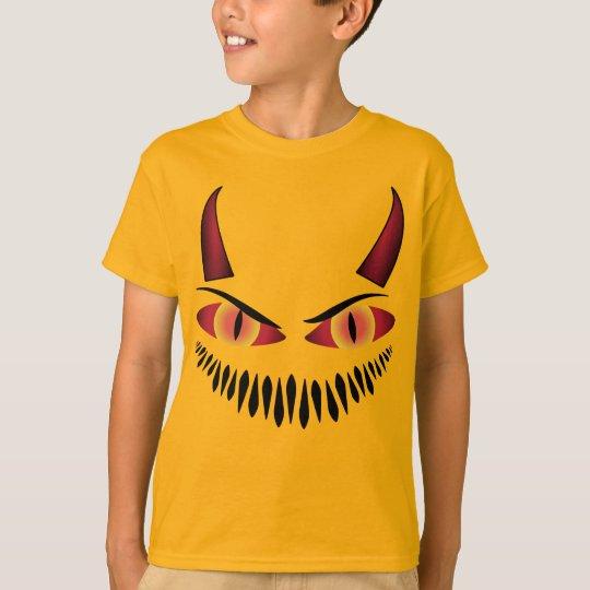 Boy's Yellow Monster T Shirt