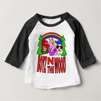 Boyz In The Wood Baby T-Shirt