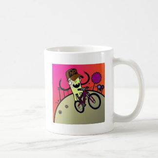 boz hill basic white mug