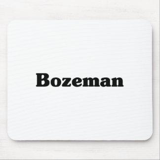 Bozeman Classic t shirts Mousepads