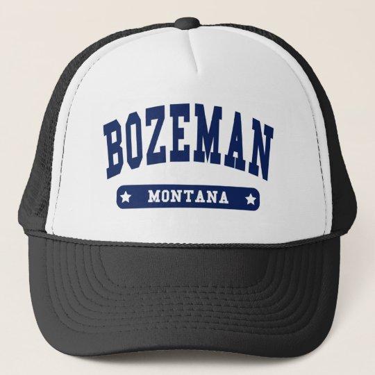 Bozeman Montana College Style t shirts Cap