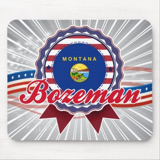 Bozeman, MT Mouse Pad