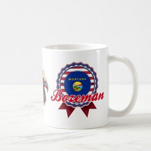 Bozeman, MT Coffee Mug