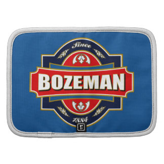 Bozeman Old Label Planners