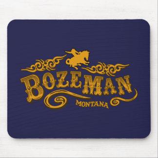 Bozeman Saloon Mouse Pad