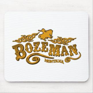 Bozeman Saloon Mousepad