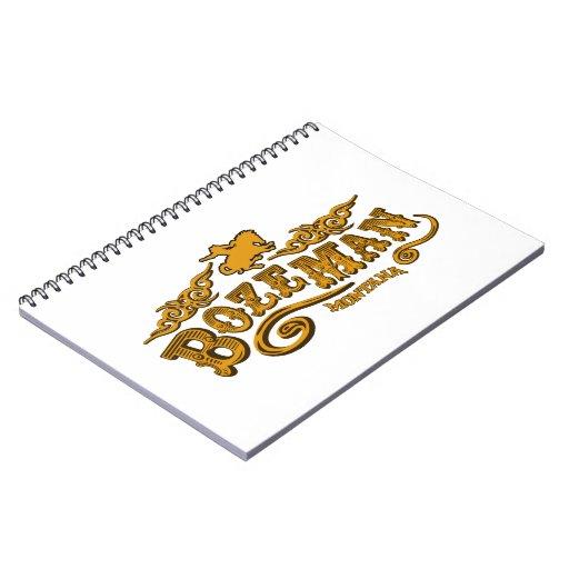 Bozeman Saloon Notebooks