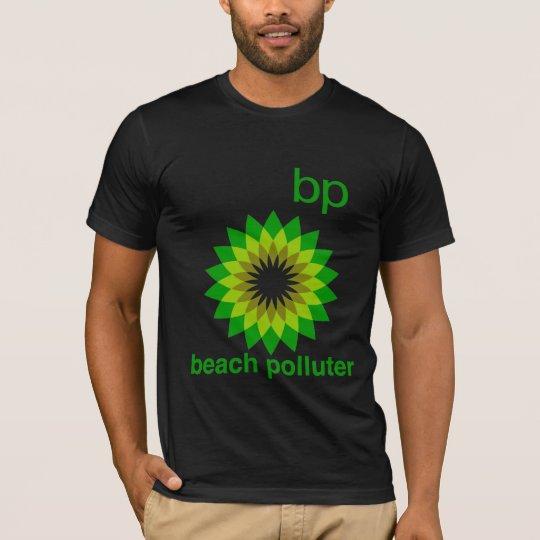 BP Beach Polluter Men's T-Shirt