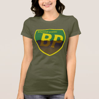 BP Beyond Panic Shirt - Retro Shield Ladies Petite