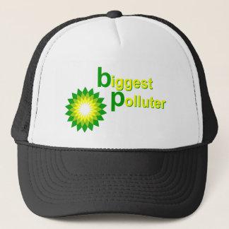 BP Biggest Polluter Trucker Hat