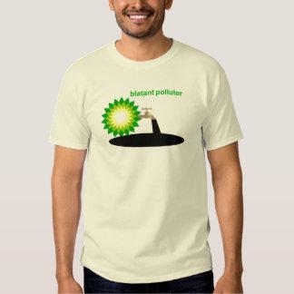BP: Blatant Polluter Shirt