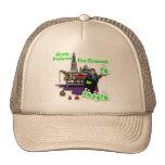 BP --  Bloody Predators Mesh Hat