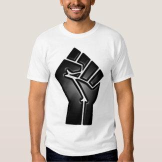 bp fist tee shirt