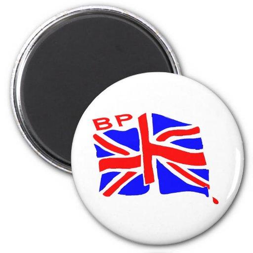 BP Flag Magnet