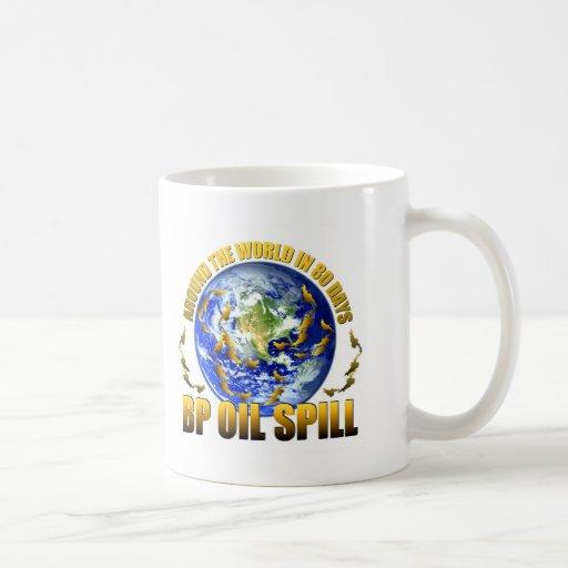 BP Gulf Coast Oil Spill Mug