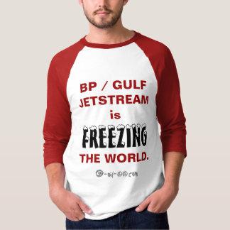 BP / Gulf Jetstream and The World T-Shirt