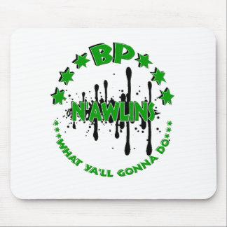 BP NAWLINS MOUSE PAD