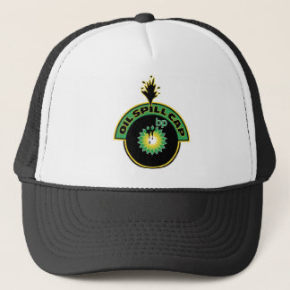 "bp oil spill ""cap"" trucker hat"