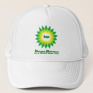 bp Oil Spill Slogan Trucker Hat