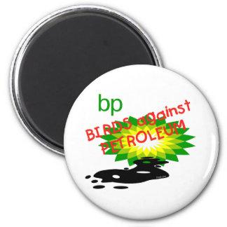 BPBirds 6 Cm Round Magnet