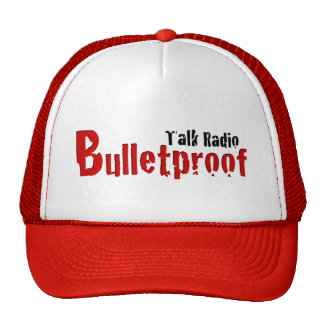BPTR Red and Black Title Logo Hat