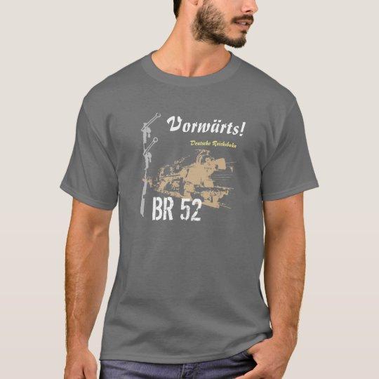 BR 52 German National Railroad GDR T-Shirt