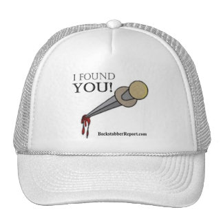 BR Baseball Cap Trucker Hat