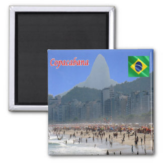 BR - Brazil - Copacabana Magnet