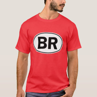 BR Oval ID T-Shirt