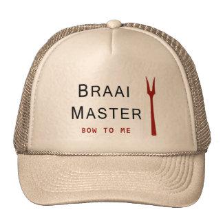 Braai Master Hat Mesh Hats