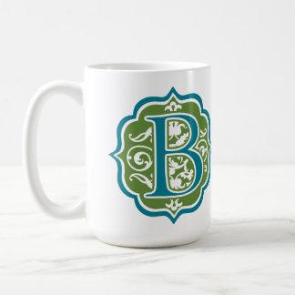 Bracamonte monogram mug