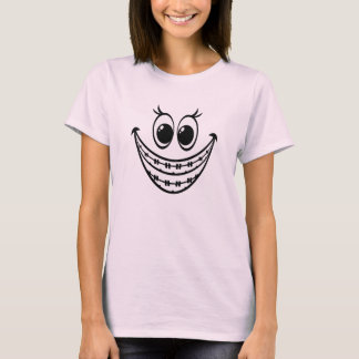 Brace Face - Girl T-Shirt