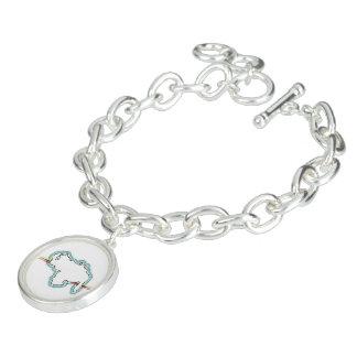 bracelet Venezuela map
