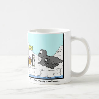 Braces Coffee Mug