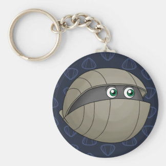 Brachiopod Key Ring